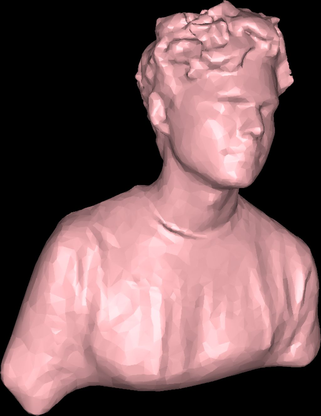 Interactive 3D Scan of a graduate